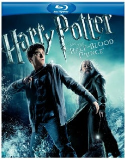 Harry Potter and the Half-Blood Prince (Blu-ray Disc)