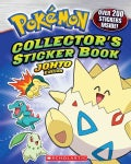 Pokemon Collector's Sticker Book: Johto Edition (Paperback)