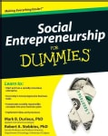 Social Entrepreneurship for Dummies (Paperback)