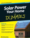 Solar Power Your Home for Dummies (Paperback)