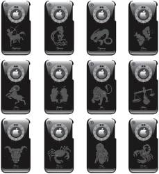 MEElectronics Horoscope Case for iPhone 3G 3GS