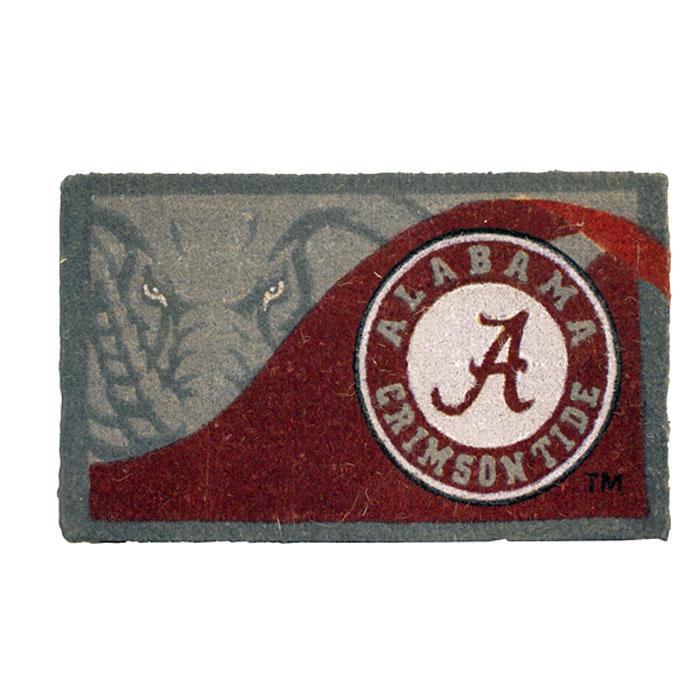 Alabama Crimson Tide 18 x 30 Door Welcome Mat