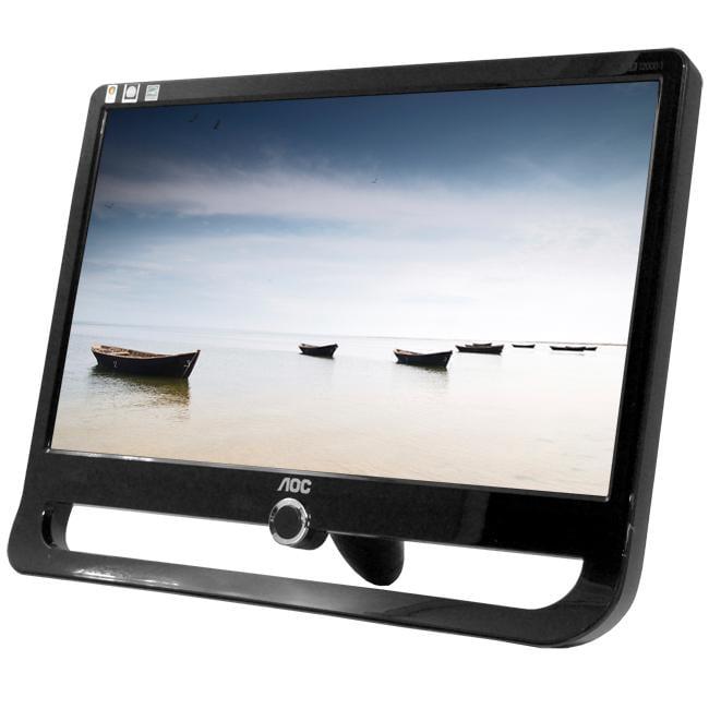 AOC F19 19-inch HD Widescreen LCD Monitor (Refurbished)