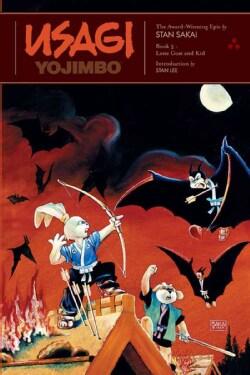 Usagi Yojimbo Book 5 (Paperback)