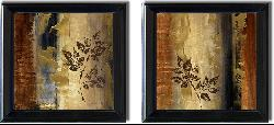 Lanie Loreth 'Reflections of Time' 2-piece Framed Canvas Art Set
