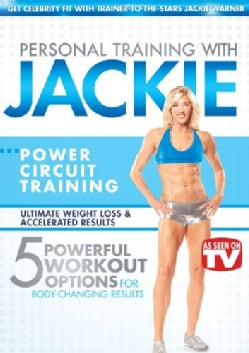 Personal Training With Jackie: Power Circuit Training (DVD)