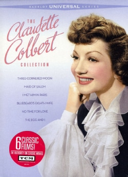 Claudette Colbert Collection (DVD)