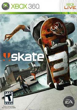 Xbox 360 - Skate 3 - By Electronic Arts