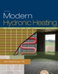 Modern Hydronic Heating: For Residential and Light Commercial Buildings (Hardcover)