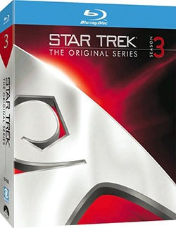Star Trek: The Original Series: Season Three (Blu-ray Disc)