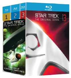 Star Trek: The Original Series: Three Season Pack (Blu-ray Disc)