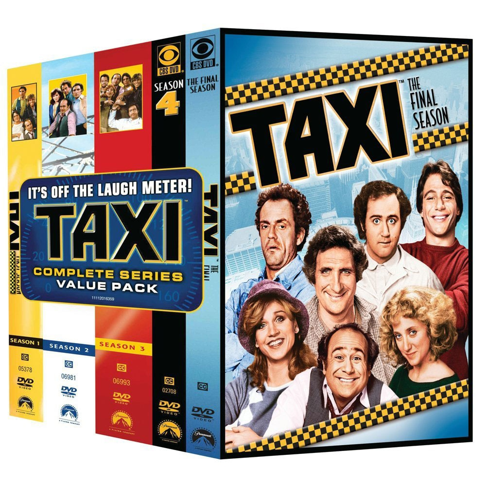 Taxi: The Complete Series Pack (DVD)