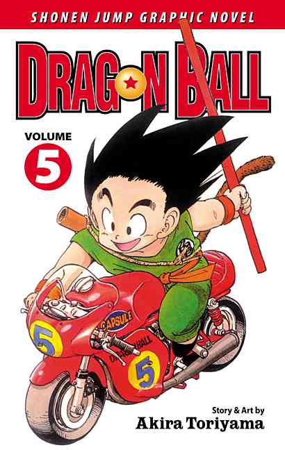 Dragon Ball 5 (Paperback)