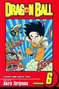 Dragon Ball 6 (Paperback)