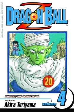 Dragon Ball Z 4 (Paperback)