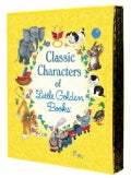 Classic Characters of Little Golden Books (Hardcover)
