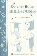 Easy-To-Build Birdhouses (Paperback)