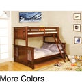 Ashton Youth Twin/ Full-size Bunk Bed