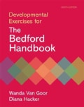 Developmental Exercises for The Bedford Handbook (Paperback)