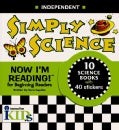 Now I'm Reading!: 10 Science Books With 40 Stickers (Hardcover)