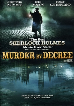 Murder By Decree (DVD)