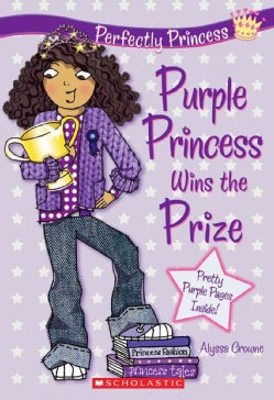 Purple Princess Wins the Prize (Paperback)