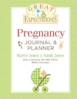Pregnancy Journal & Planner (Hardcover)