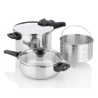 Fagor Splendid 5-piece Pressure Cooker