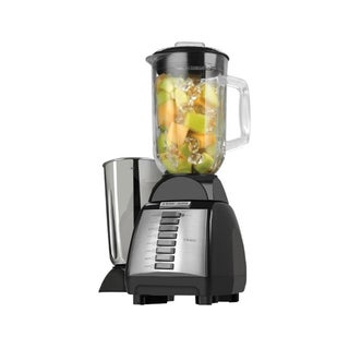 Black & Decker BLP7750BSS 600 Watt 7-speed Blender (Refurbished)