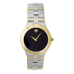 Movado Men's Juro Two-tone Watch