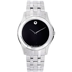 Movado Men's Corporate Exclusive Stainless Steel Watch