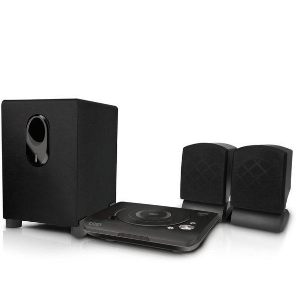 Coby DVD420 Home Theater System