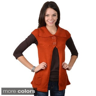 CiSono by Adi Juniors Cap Sleeve Flyaway Cardigan