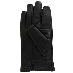 Boston Traveler Men's Cashmere-lined Leather Gloves