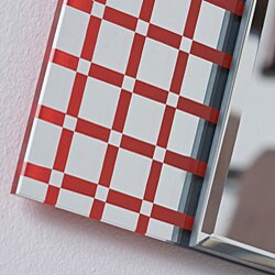Squares Wall Mirror