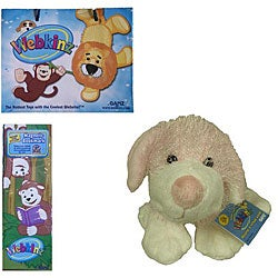 Webkinz Pink and White Dog Gift Package