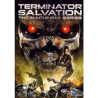 Terminator Salvation: The Machinima Series (DVD) 5846179