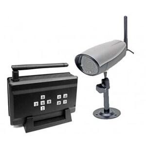Q-see QSDT404C Wireless Surveillance System