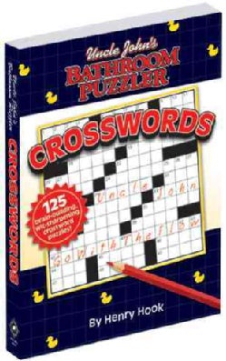 Uncle John's Bathroom Puzzler: Crosswords (Paperback)