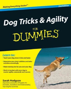 Dog Tricks & Agility for Dummies (Paperback)