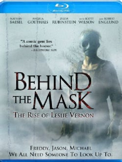 Behind The Mask (Blu-ray Disc)