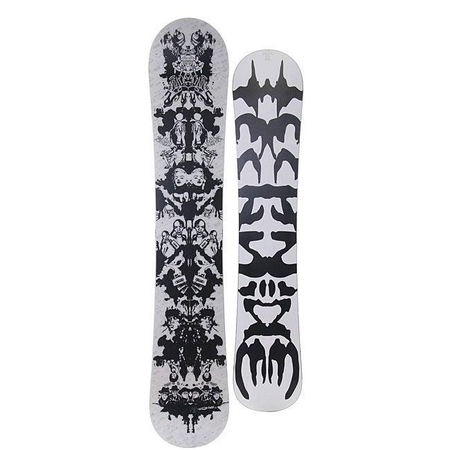 Technine Icon Black 153 Mens Snowboard