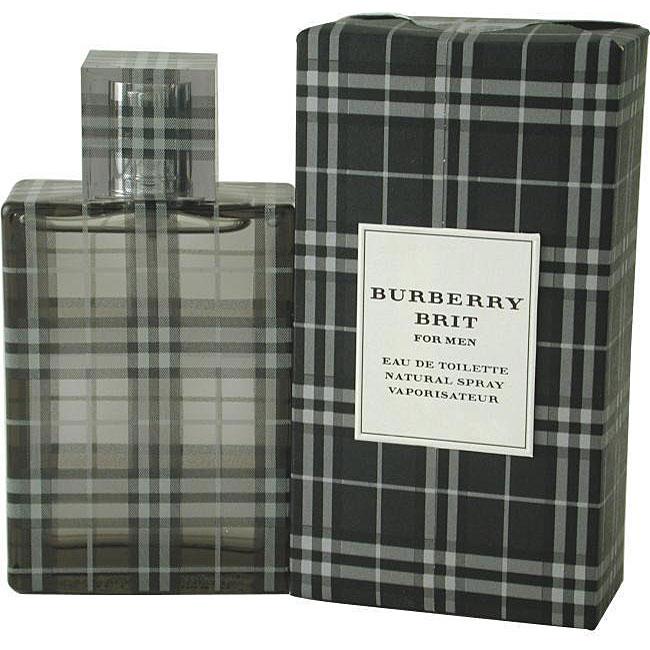 Burberry Brit Men's 1-ounce Eau de Toilette Spray