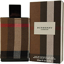 Burberry 'London' Men's 3.3-ounce Eau de Toilette Spray