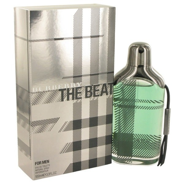 Burberry The Beat Men's 3.3-ounce Eau de Toilette Spray