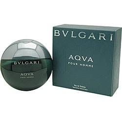 Bvlgari 'Aqua' Men's 1.7-ounce Eau de Toilette Spray