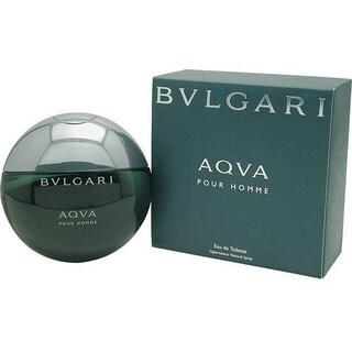 Bvlgari Aqua Men's 1.7-ounce Eau de Toilette Spray