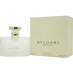 Bvlgari Women's 3.4-ounce Eau de Toilette Spray