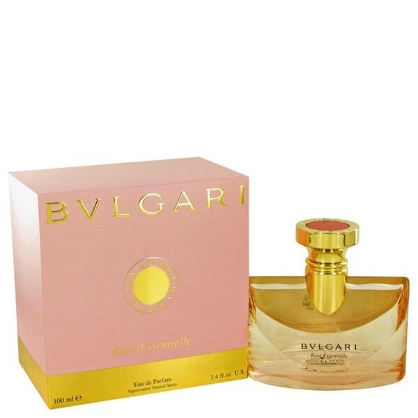 Bvlgari Rose Essentielle Women's 3.4-ounce Eau de Parfum Spray