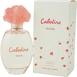 Parfums Gres 'Cabotine Rose' Women's 3.4-ounce Eau de Toilette Spray